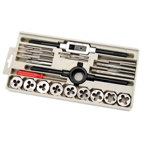 CK Tools Tap and Die Set