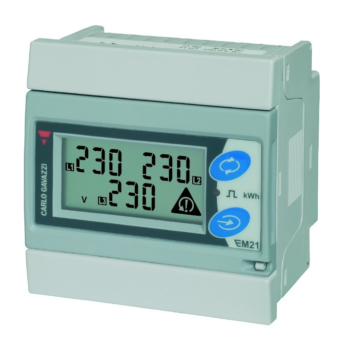Carlo Gavazzi Power Meters
