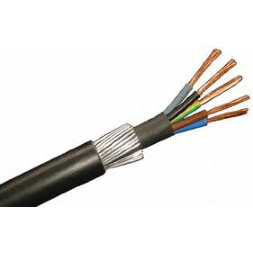 5 Core LSF SWA Cable