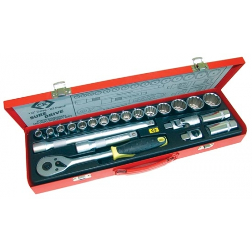 CK Tools Sockets, Spanners and Wrenches