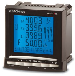 Socomec Power Meters