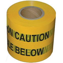 SWA cable warning tape