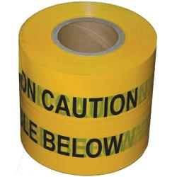 SWA cable warning tape