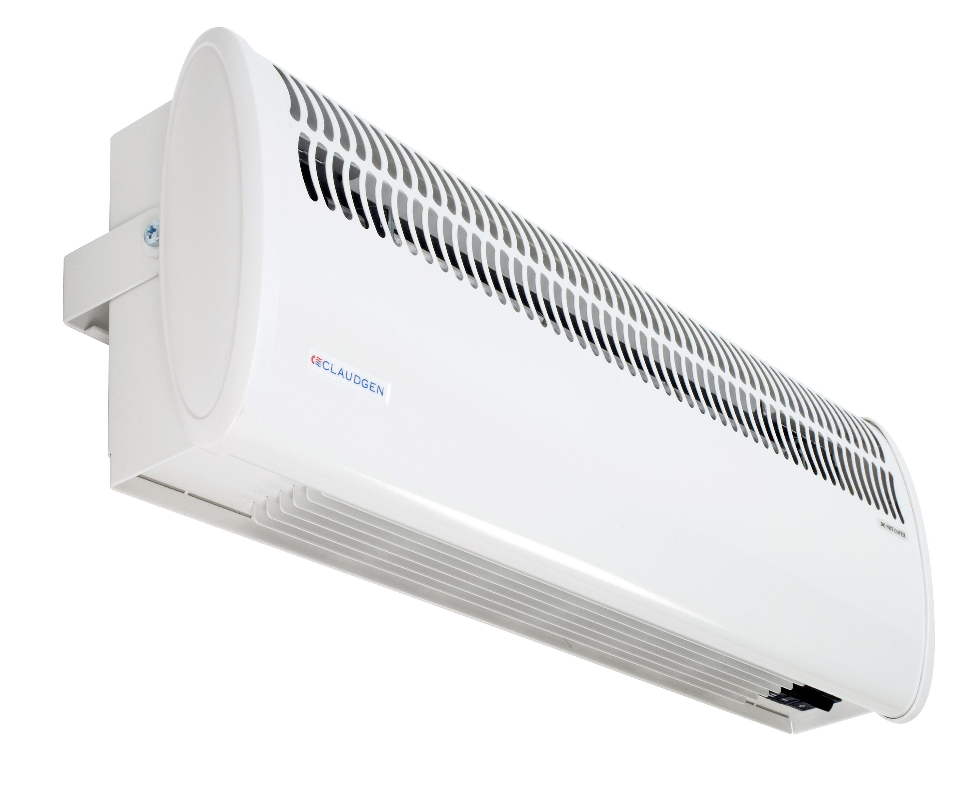 3kw 634mm Overdoor Air Curtain Heaters