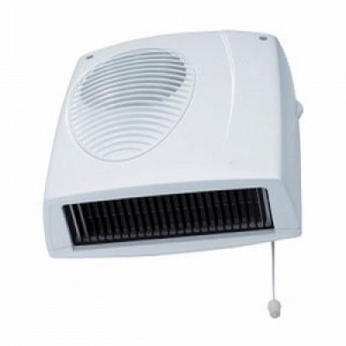 Niglon Wall Mounted Fan Heater 2kw