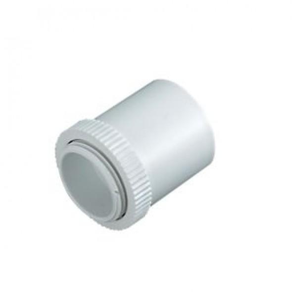 25mm Plastic Conduit Male Adaptor