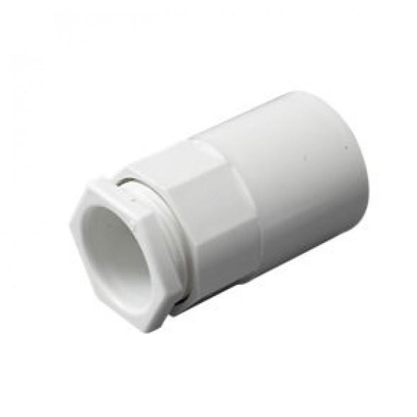 Mm plastic conduit female adaptor