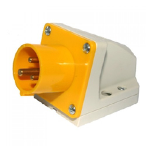 110v-yellow-16amp-2P-E-IP44