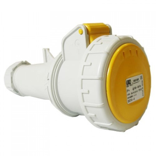 110v-yellow-straight-socket-16amp-2p-e-ip67