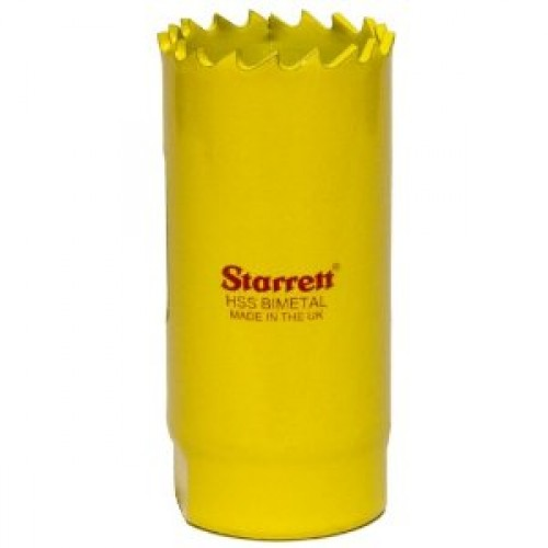 Starrett SH0100 Constant-Pitch Bi-Metal Hole Saw 25mm / 1 Inch
