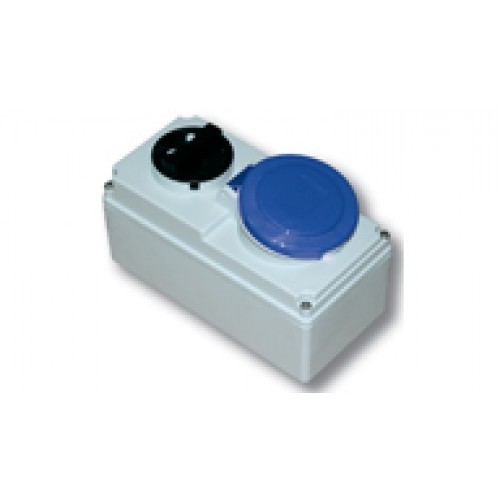 240v-blue-32amp-interlocked-socket-2P-E-IP44
