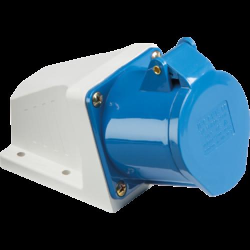 240v-blue-16amp-socket-2P-E-IP44