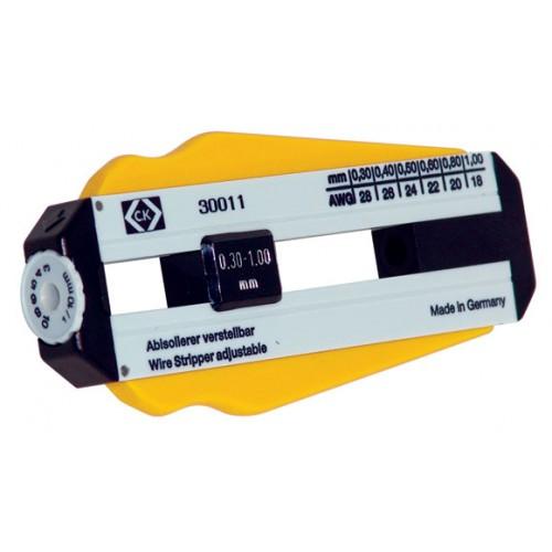 C.K Wire Stripper Size 3 Range 0.30-1.00mm