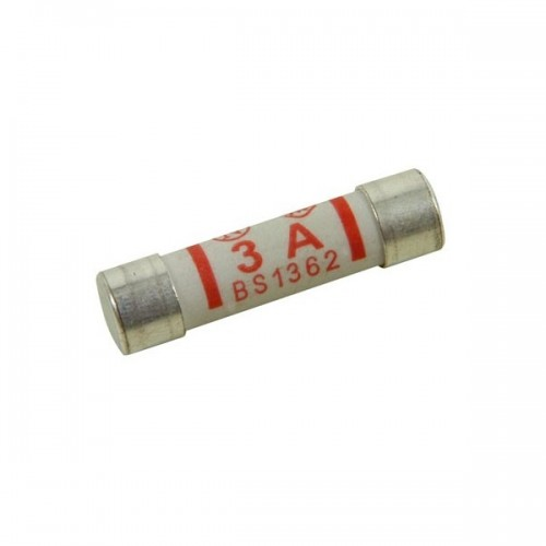 3A Plug Top Fuses Pack of 4
