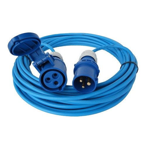 240v-blue-extension-lead
