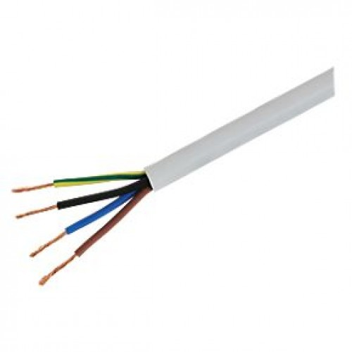 Flex-Cable-3184Y-Per-Meter-1mm-4-core