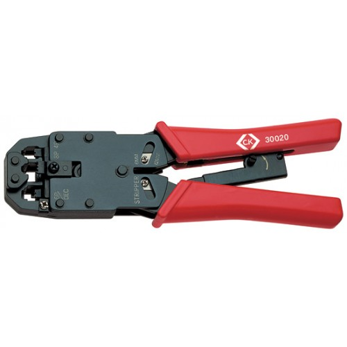 C.K Ratchet Crimping Pliers For Modular Plugs