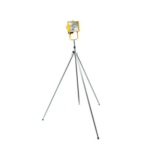 Site lights - 500W Heavy Duty Tripod stand - Stand Unit