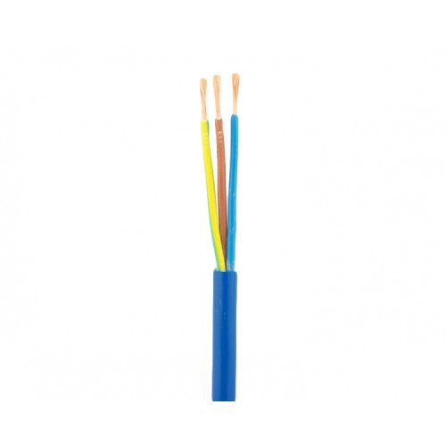 Arctic-Flex-Cable-Blue-Per-Meter-2.5mm-3-core