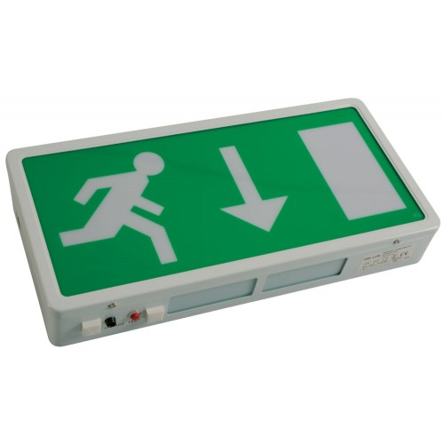 Emergency Lights - Maintained LED Exit Box