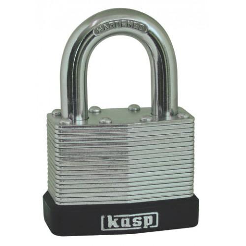 Kasp 130 Series Laminated Steel Padlock 50mm Keyed Alike To Suite KA30501