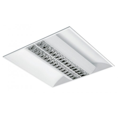 Modular Lighting - CAT 2 Shiny Centre 2 x 40W with Emergency Back up