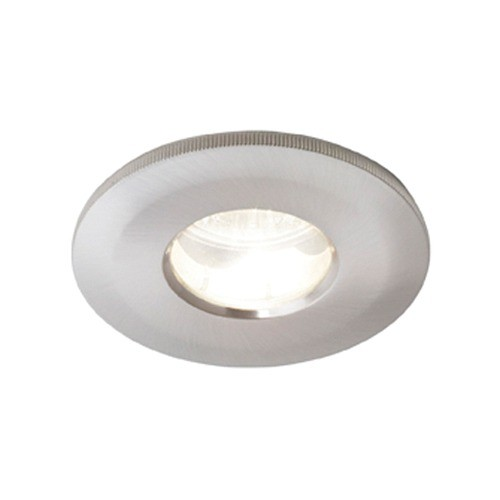 Bathroom lights Downlights IP65 Satin Chrome GU10