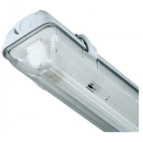 T8 Emergency Fluorescent Lights 240V 1 x 58W