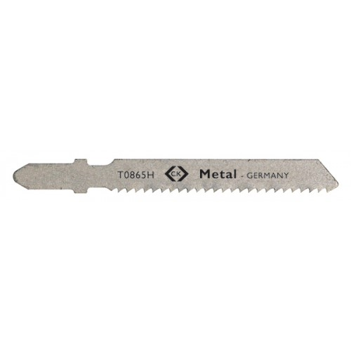 C.K Jigsaw Blades For Thicker Metal Card Of 5