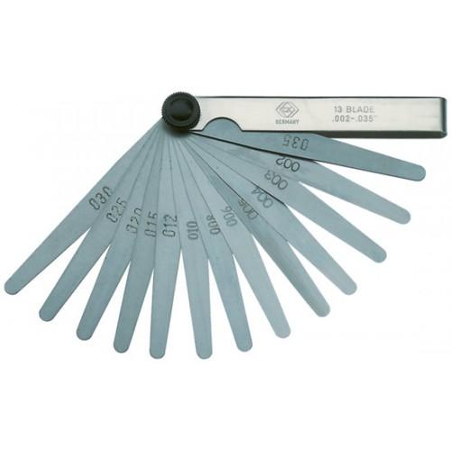 C.K Feeler Gauge Imperial 13 Blade