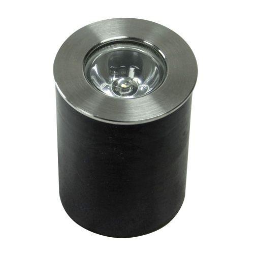 1W LED Circular Walkover Decking lights