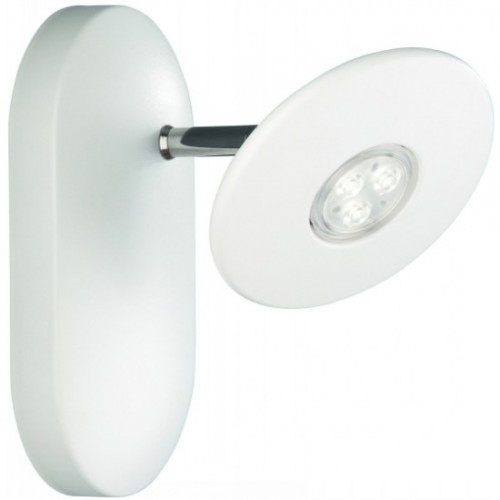 Philips white single wall LED spotlights