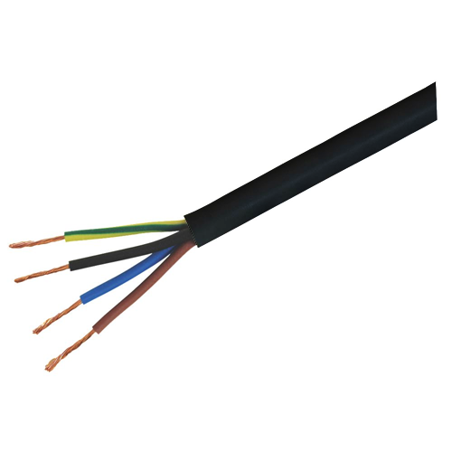Black-flex-cable-4-core