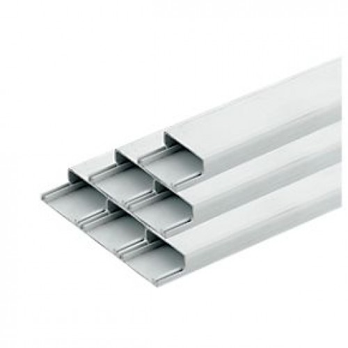 Mini Trunking 16mm x 16mm x 3M (75M) Pack of 25