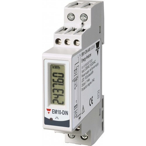 Carlo Gavazzi EM10 32A Single Phase Direct Connection with Pulse Ouput