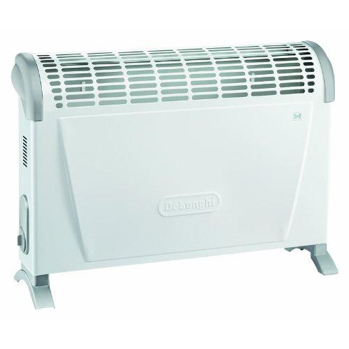 Delonghi 2kW Convector Heaters with Thermostat and fan