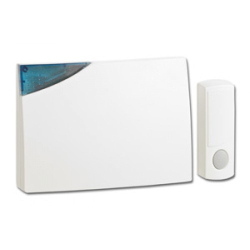 Beacon Wirefree Doorchime - White