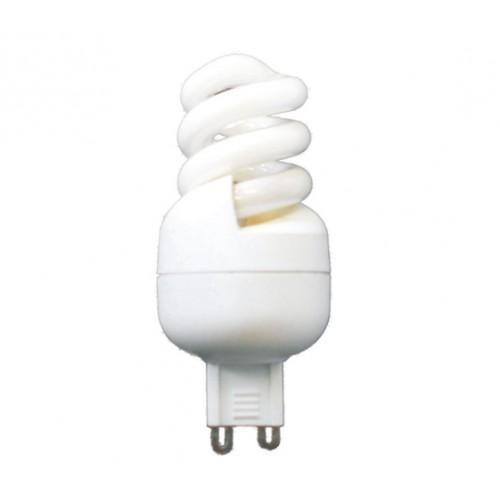 Kosnic CFL 7 W Shine Spiral Lamp G9