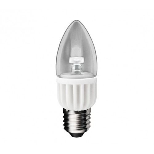 Kosnic LED 3 W Clear CND E27