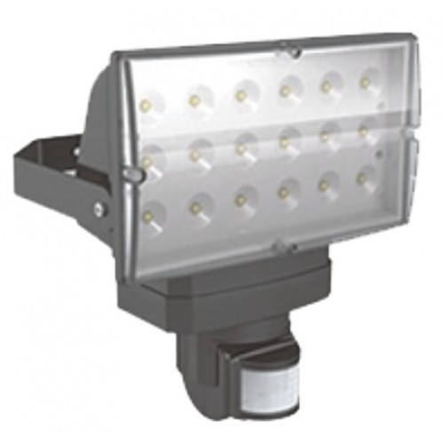 Kosnic LED 18 W Sensor Flood Light