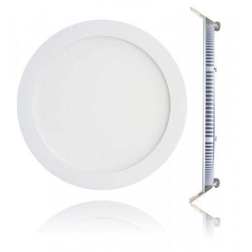 9 Inch LED Panel Downlight White 20w