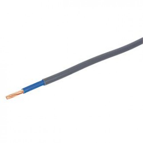25mm Meter Tails, Double insulated Blue 6181Y Cable 50m