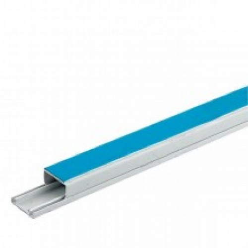 Self Adhesive Mini Trunking 16mm x 16mm x 3M Length