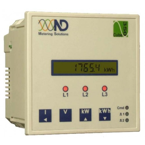 Northern Design Cube350 Multifunction Meter with Pulse Output, Modbus & Basic Harmonics