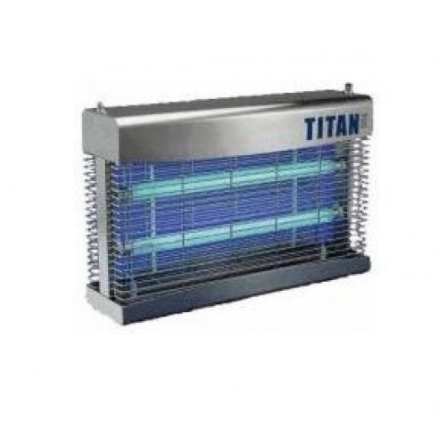Titan 300 Fly killer Stainless steel