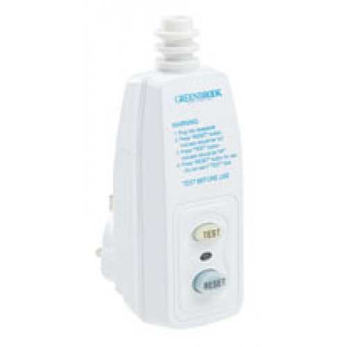 SafetySure White RCD Plug