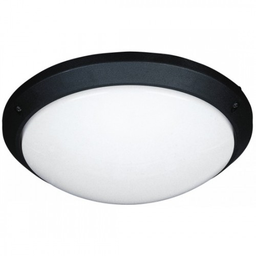 Philips Wall lights round bulkhead lights black