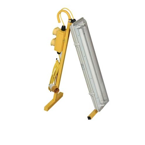 Site lights -  A Frame Site Light 2x18W
