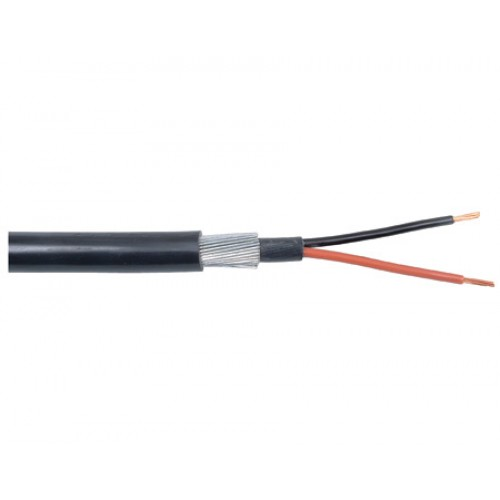 SWA LSF Cable Per Meter 2 core