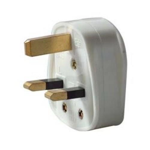 Plug top 13A White